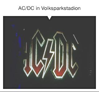 AC/DC in Volksparkstadion